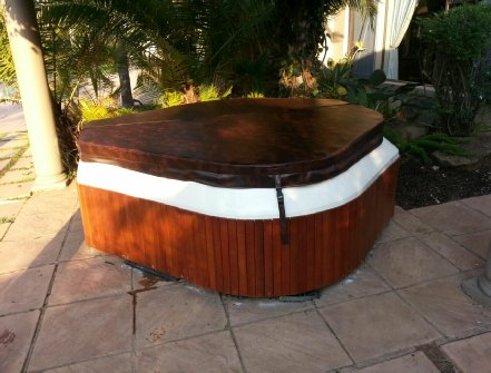 Exclusive Jacuzzi Spa covers