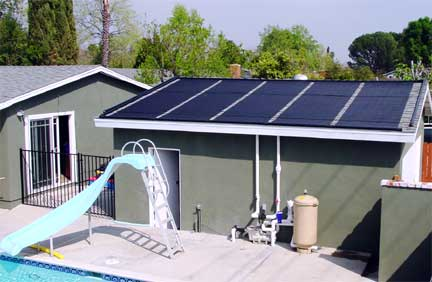 Exclusive Jacuzzi & Solar Panels